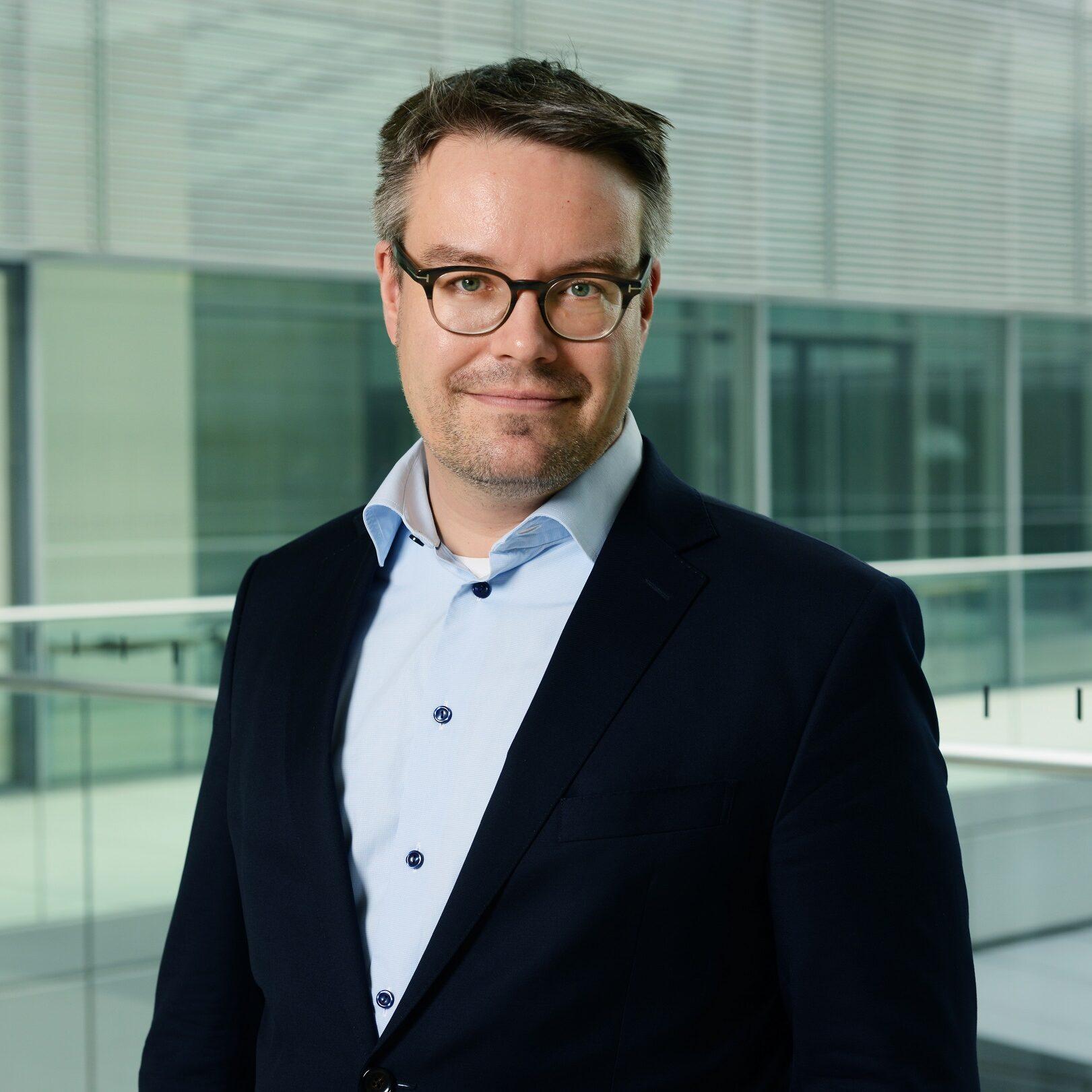 Dr. Tobias Lindner Portrait